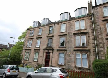 Thumbnail 2 bed flat for sale in Caddlehill Street, Greenock