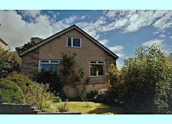 Thumbnail 4 bed detached bungalow for sale in Park Drive, Whitehaven