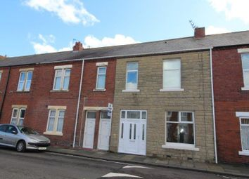 Thumbnail 2 bed flat to rent in Plessey Road, Blyth