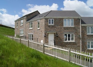 Thumbnail 3 bed semi-detached house to rent in Wadlands Meadow, Okehampton