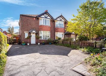 Thumbnail 3 bed semi-detached house for sale in Newcastle Road, Congleton