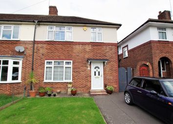 Thumbnail 3 bed end terrace house for sale in High Grove, London