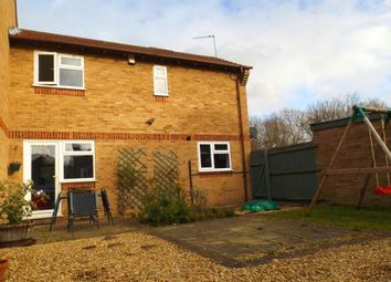 Thumbnail 2 bed end terrace house for sale in Langdyke, Peterborough, Cambridgeshire