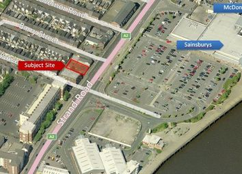 Thumbnail Land for sale in Strand Road, Londonderry, County Londonderry