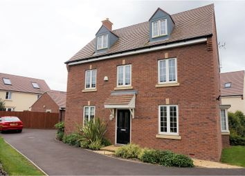 Thumbnail 5 bed detached house for sale in Shorn Brook Close, Gloucester