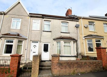 Thumbnail 3 bed terraced house for sale in Oakdale Terrace, Penmaen, Blackwood