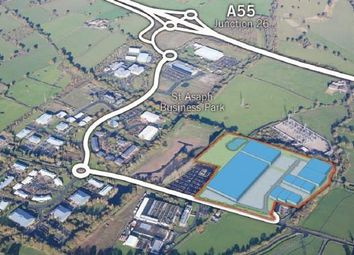 Thumbnail Land for sale in Vista, Glascoed Road, St Asaph Business Park, St Asaph, Denbighshire