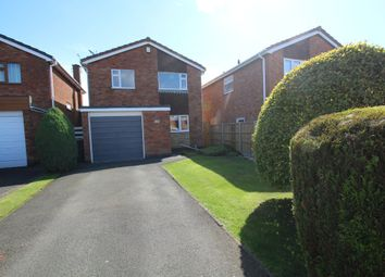 Thumbnail 4 bed detached house for sale in Ferndale Close, Nuneaton