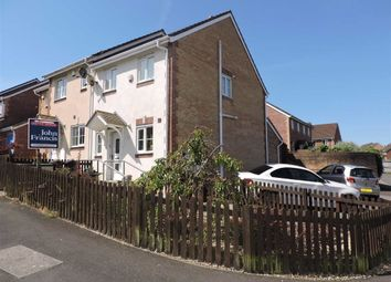 Thumbnail 2 bedroom end terrace house for sale in Cwrt Lafant, Llansamlet, Swansea