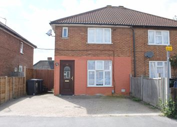 Thumbnail 3 bed semi-detached house for sale in Rowliff Road, High Wycombe