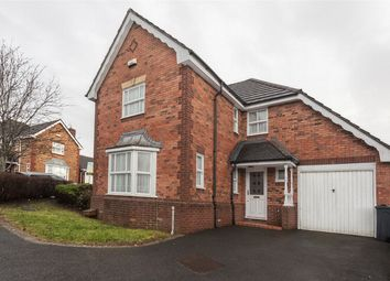Thumbnail 4 bed detached house to rent in Gateside Close, Pontprennau, Cardiff, South Glamorgan