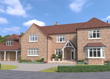 Thumbnail 5 bed detached house for sale in Frampton, Boston