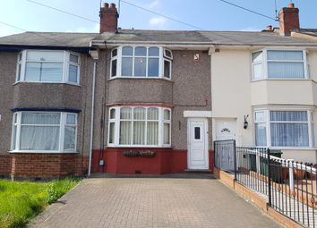 Thumbnail 2 bedroom terraced house for sale in Alfall Road, Coventry