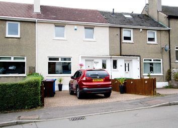 Thumbnail 2 bed terraced house for sale in Elmore Avenue, Glasgow
