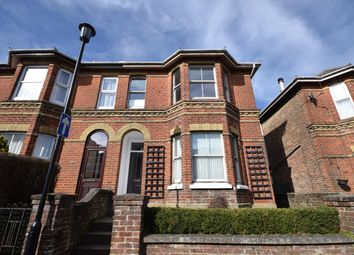 Thumbnail 2 bed flat to rent in Clarendon Road, Shanklin
