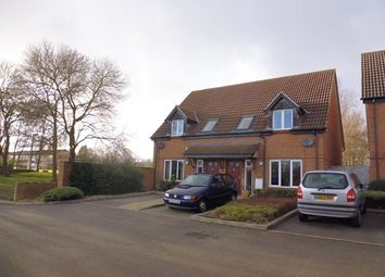 Thumbnail 3 bed semi-detached house to rent in Newlyn Place, Fishermead, Milton Keynes