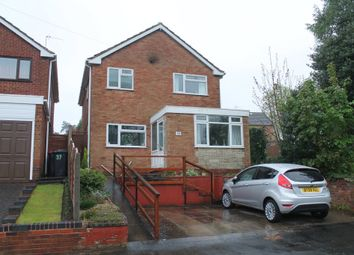 Thumbnail 3 bedroom detached house to rent in Witherley Road, Atherstone, Warwickshire