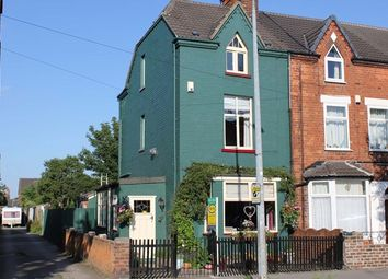 Thumbnail 3 bed end terrace house for sale in Albert Avenue, Anlaby Road, Hull