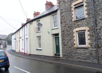 Thumbnail 2 bed terraced house to rent in Lewis Street, Pontwelly, Llandysul