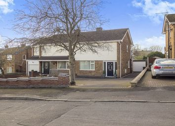 Thumbnail 3 bed semi-detached house for sale in Charles Avenue, Eastwood, Nottingham