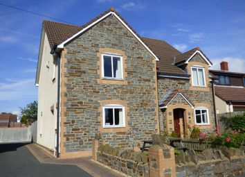 Thumbnail 3 bed semi-detached house to rent in South View Crescent, Coalpit Heath, Bristol