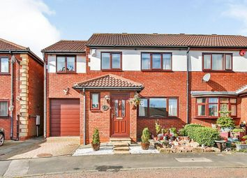 Thumbnail 4 bed semi-detached house for sale in Collingdon Green, High Spen, Rowlands Gill