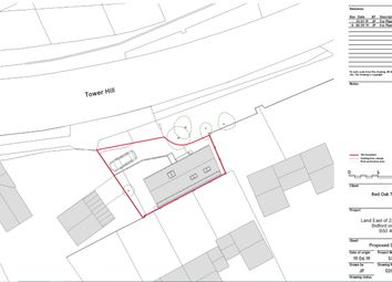 Thumbnail Land for sale in Tower Close, Bidford On Avon