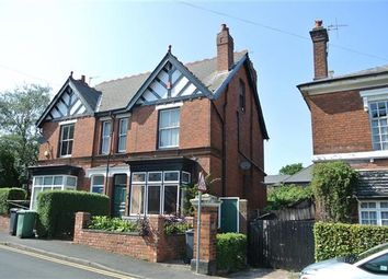 Thumbnail 4 bedroom semi-detached house for sale in Belvidere Road, Walsall