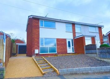 3 bed semi-detached house for sale in Wood Lane, Pen Y Maes, Holywell, Flintshire CH8