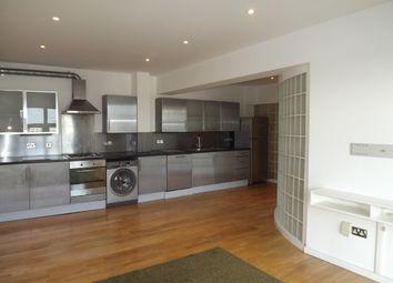 Thumbnail 2 bed flat to rent in Portman Road, Ipswich