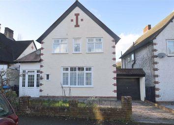 Reddown Road, Coulsdon, Surrey CR5. 4 bed detached house for sale
