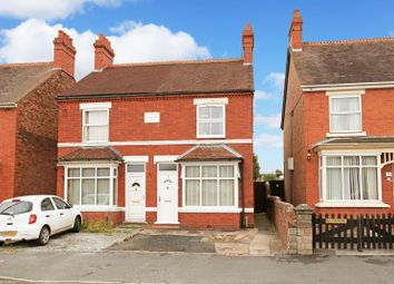 Thumbnail 2 bedroom semi-detached house for sale in 1 Rose Mount, Furnace Lane, Trench, Telford