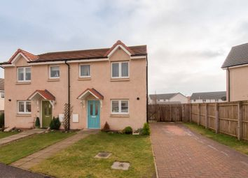 Thumbnail 3 bedroom semi-detached house for sale in 19 Meikle Park Road, Dunbar