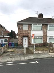 Thumbnail 3 bed semi-detached house for sale in Hildebrand Close, Anfield, Liverpool