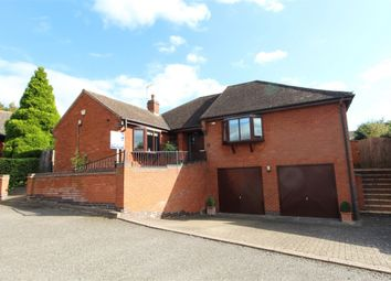 Thumbnail 3 bed detached bungalow for sale in Manor Close, Claybrooke Magna, Lutterworth