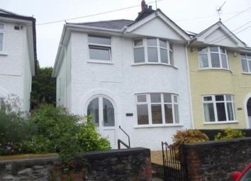 Thumbnail 3 bed semi-detached house for sale in Chapel Street, Tavistock