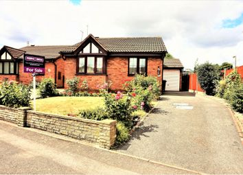 Thumbnail 2 bed detached bungalow for sale in Stoney Lane, West Bromwich