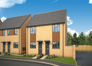 Thumbnail 3 bed semi-detached house for sale in Howard Broomhouse Lane, Edlington, Doncaster