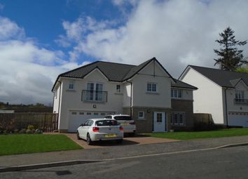 Thumbnail 5 bed detached house for sale in Abbey Park, Auchterarder