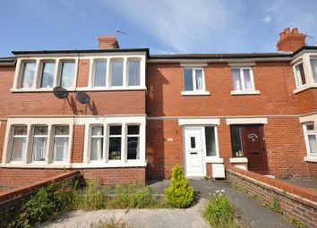 Thumbnail 3 bedroom terraced house to rent in Curzon Road, St Annes, Lytham St Annes, Lancashire