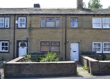 Thumbnail 2 bed terraced house for sale in Hill Top Road, Thornton, Bradford