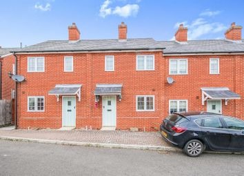 Thumbnail 2 bed terraced house for sale in The Seabrooks, Glemsford, Sudbury