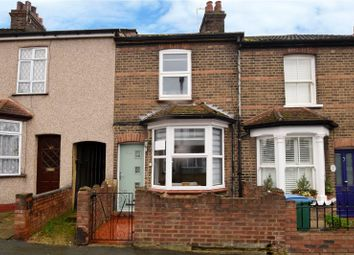 Thumbnail 2 bed terraced house for sale in Liverpool Road, Watford, Hertfordshire
