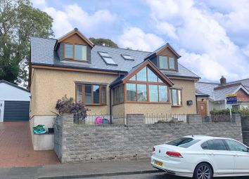 Thumbnail 4 bed detached house for sale in Summerland Lane, Newton, Swansea