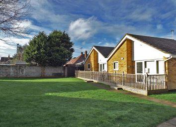 Thumbnail 2 bedroom bungalow for sale in Waterside Park, Corton, Suffolk