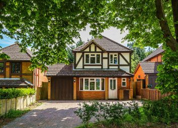 Thumbnail 4 bed detached house for sale in Rickman Hill, Chipstead, Coulsdon