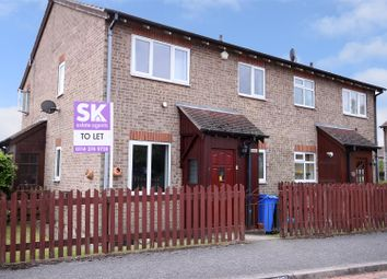 Thumbnail 1 bed town house to rent in Sandby Court, Sheffield