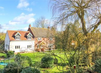 5 bed detached house for sale in Mill Common, Ashby St. Mary, Norwich, Norfolk NR14