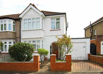 Thumbnail 3 bed property for sale in Croft Gardens, London