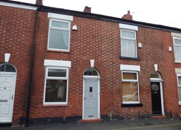 Thumbnail 2 bed terraced house for sale in Lingard Street, Stockport
